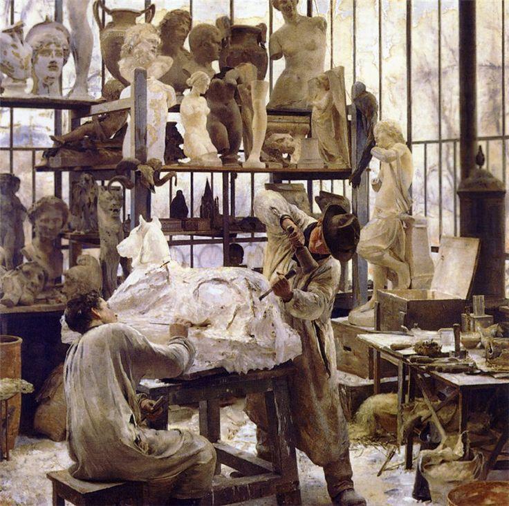 Γλύπτης (1897)