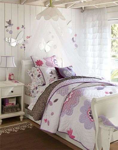 Girls Bedroom 9
