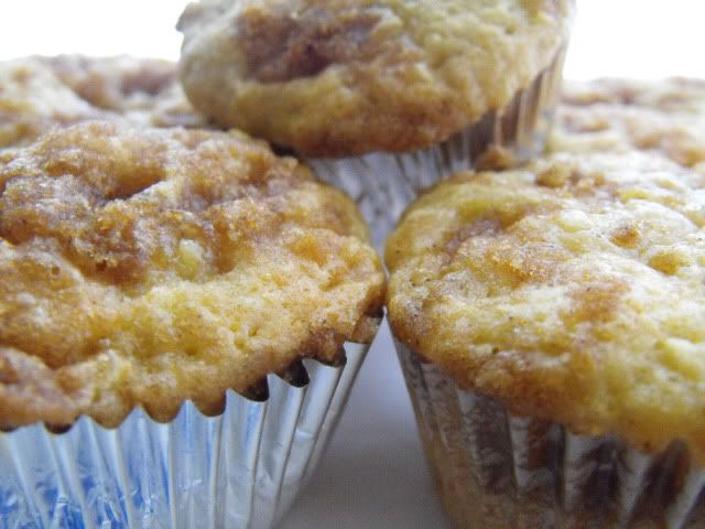 Apple Strudel Muffins | Breakfast | Pinterest
