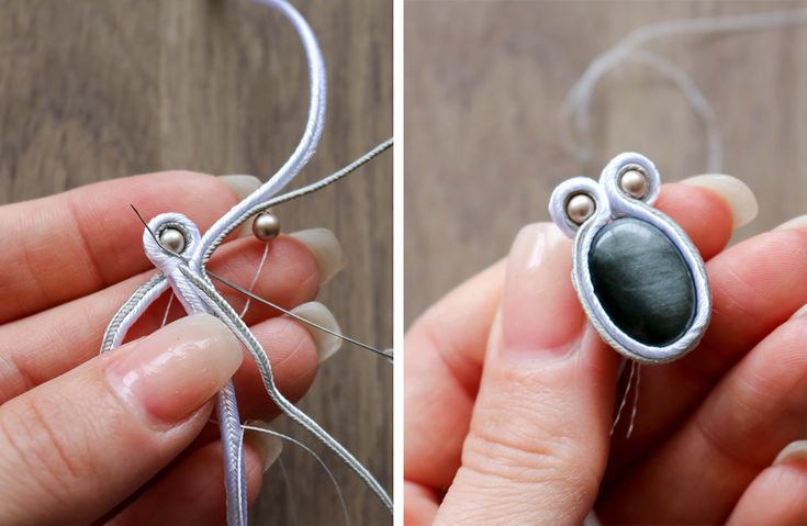 Looking for a New Style? Make a Trendy, Simple Soutache Necklace