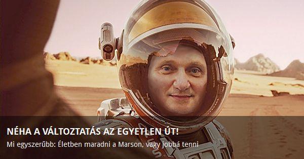 Szelfi a Marsról. A többit ezen a linken olvashatod: http://www.lukacsferenc.com/blog/?p=1149