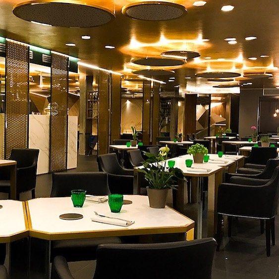 Oltre 25 fantastiche idee su design per interni ristorante for Borghese ristorante milano