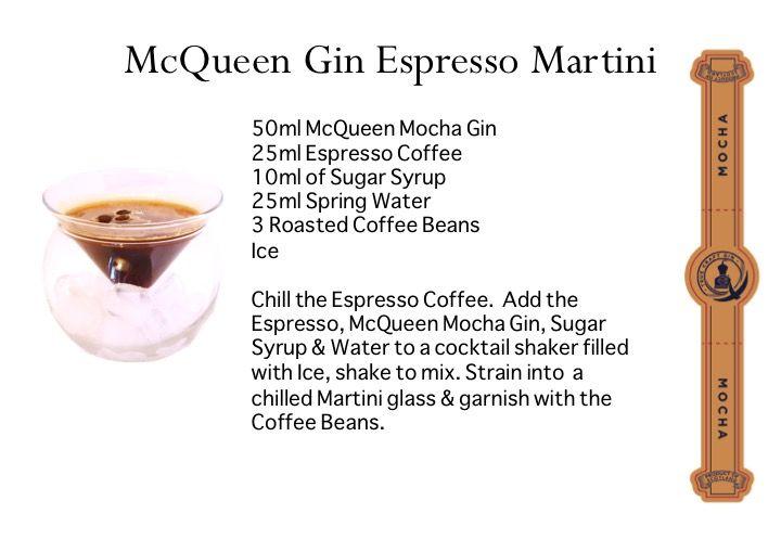 #McQueen #Gin #Serves #Trossachs #Distillery #Callander