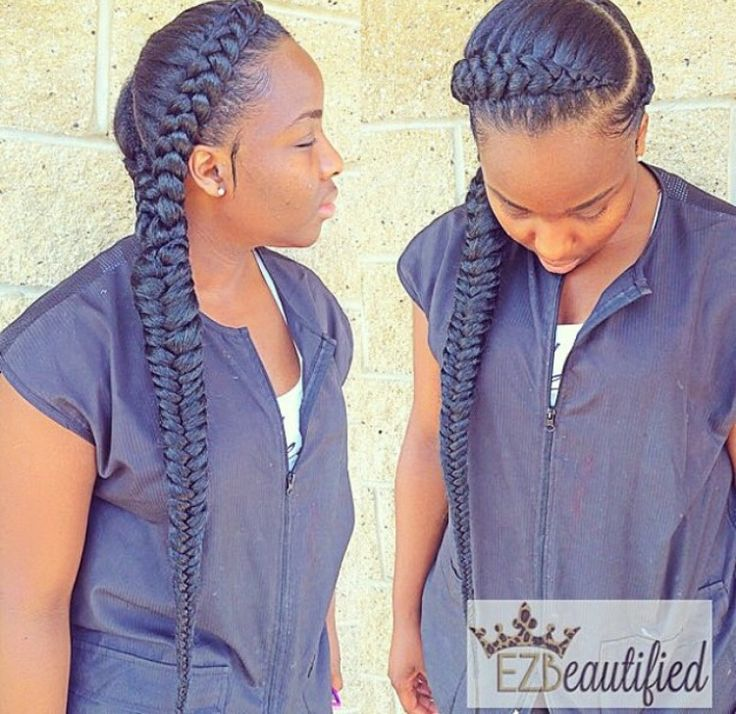 93 Best Braids And Twists Images On Pinterest