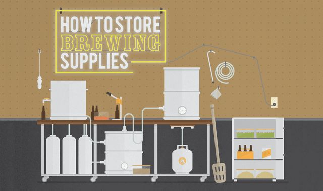Home brewing has become vastly more popular over the past decade. More and more people are discovering the joy of brewing their own beer. Not to mention the money they save along with doing it.  Next Door Storage has put together a really useful and interesting infographic that covers the best ways for storing your home brewing supplies. Correctly storing your home brewing supplies can make a huge difference on how the finished product of your beer turns out. This is something that can…