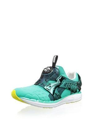 50% OFF PUMA Men's Future Disc Lite Tech'D Out Sneaker (Fluo Teal)