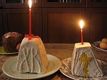 TRAPEZA: Pâques/Desserts