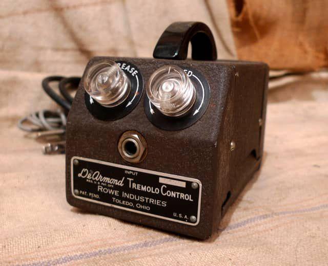 DeArmond Tremolo Control 1950's