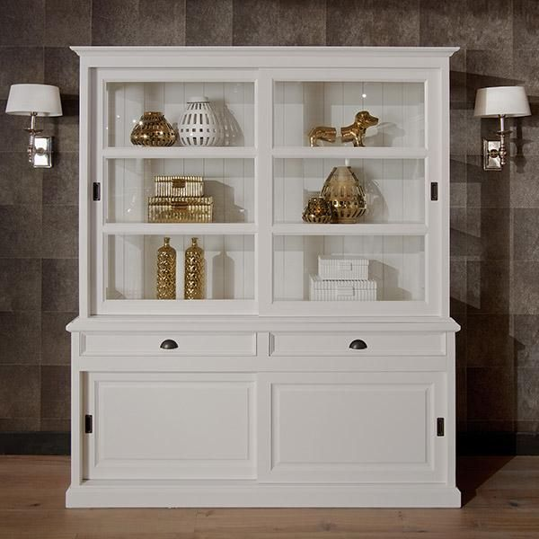 Bayan Glass Display Cabinet
