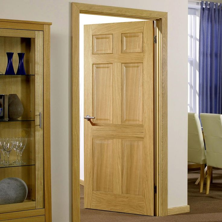 Door Set Kit Regency 6 Panelled Oak Door - Prefinished & 26 best Prefinished Panelled Door u0026 Frame Set Kits - DirectDoors DSK ...