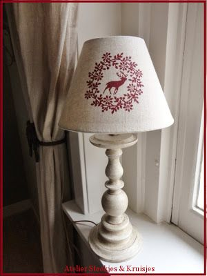 15 best Cross stitch lamp images on Pinterest | Lampshades, Cross ...