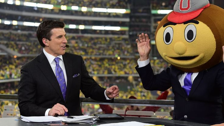 It'll take some time to get used to Rece Davis replacing Chris Fowler, but there's no one ESPN's more confident you'll like.