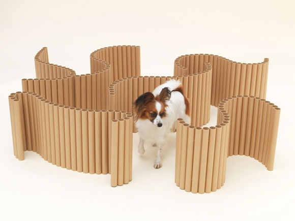 """Architecture for Dogs"" by Kenya Hara"