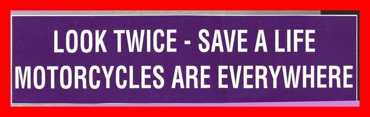 MOTORCYCLE STICKER Purple