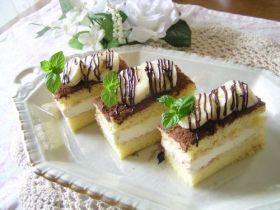 「冷菓レシピ ティラミス風カフェケーキ♪」元気ママ   お菓子・パンのレシピや作り方【corecle*コレクル】
