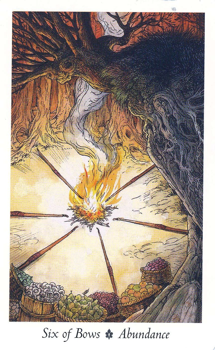 Tarot Oracles And Other Signs Along The: 11 Best Tarot: Six Of Wands Images On Pinterest