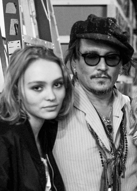 283 best Depp Family images on Pinterest | Johnny depp ...