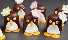 Pinguin-Schokoküsse
