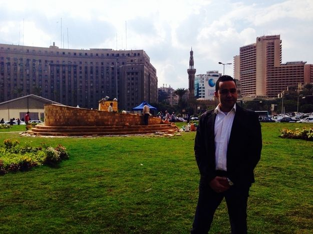 A New Monument Shows The Egyptian Government's Rush To Reclaim The Legacy Of Tahrir Square