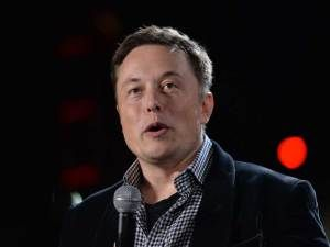 Tesla Motors Inc's Musk set to unveil batteries that can be used to power homes and businesses.