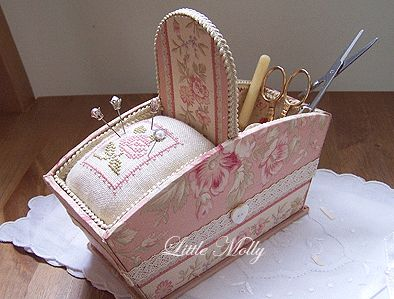 Little Sewing Basket - Little Molly 小茉莉 - 無名小站