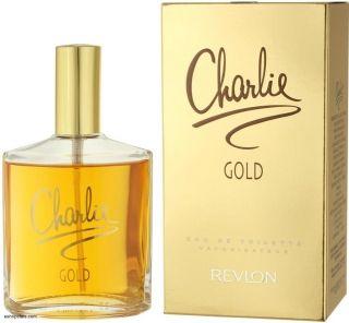 Charlie Gold toaletná voda 100 ml