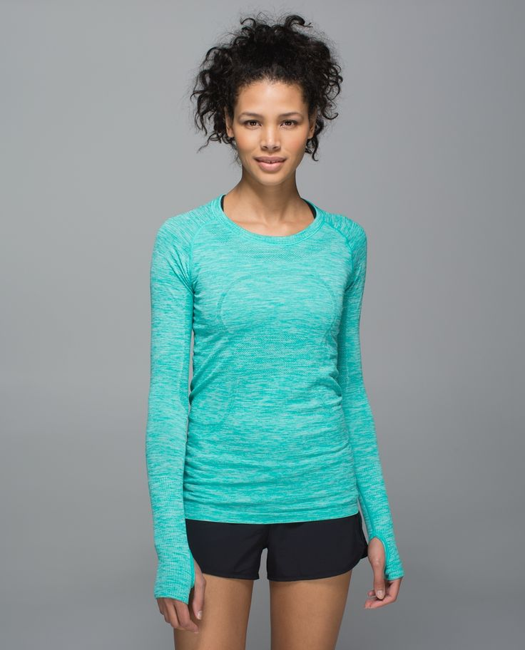 Lululemon - Swiftly Tech Long Sleeve