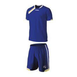 Acelli Vierra Soccer - Royal, gold and white
