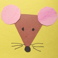 If You Give a Mouse a Cookie Preschool Activities and Crafts | KidsSoup