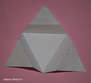 Card Tutorial ~ triangle > star