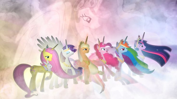 my little pony friendship is magic | PONIES! - My Little Pony Friendship is Magic Wallpaper (31012192 ...