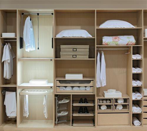 12 móveis planejados para guarda-roupa e closet - Casa