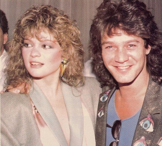 726 best images about valerie bertinelli on pinterest for How long were eddie van halen and valerie bertinelli married