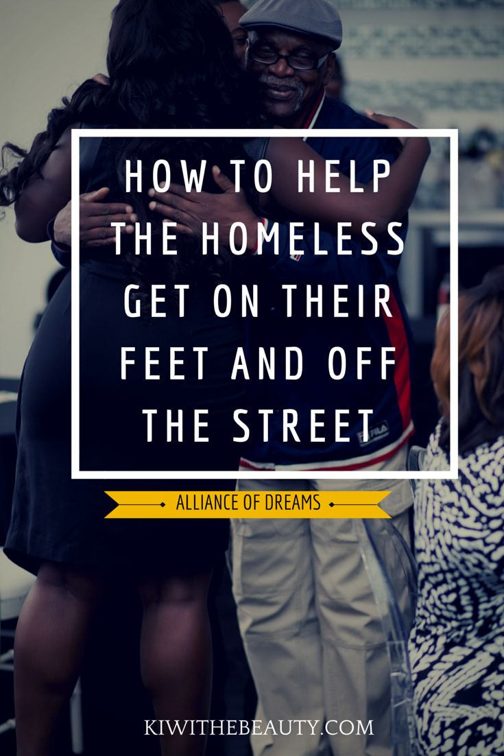 {Good Deed} Alliance of Dreams Non-Profit One Year Anniversary + How to Help The Homeless Get On Their Feet and Off The Street #nonprofit #charity #homelessness