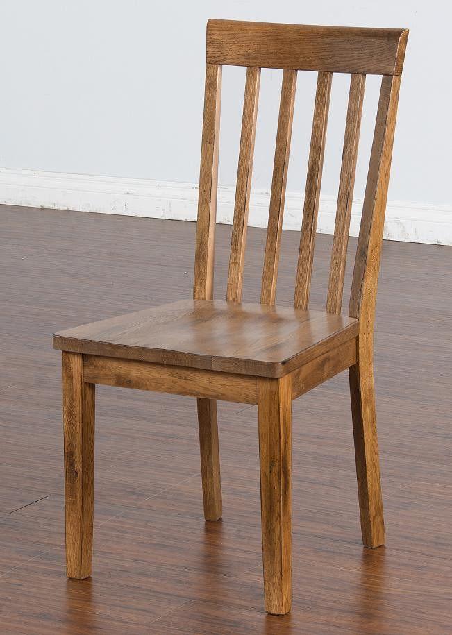 SD-1424RO - Sedona Basic Slatback Side Chair