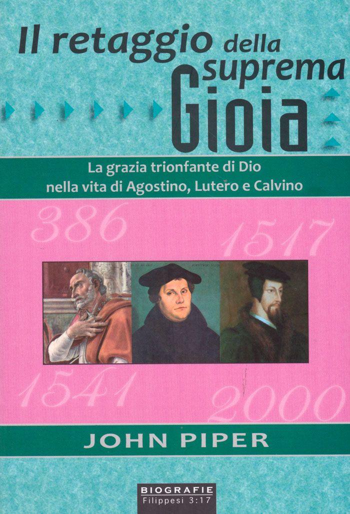In questo libro John Piper racconta la verità su Agostino, Lutero e Calvino: fu la loro esperienza della maestà di Dio e della grazia, nelle loro debolezze – e di fronte ad innumerevoli ingiustizie ed...