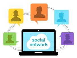 Se constituer un réseau grâce à Facebook, Twitter, Viadeo ou Linkedin