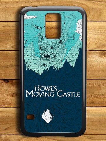 Howls Moving Castle Samsung Galaxy S5 Case