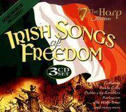 Irish Songs of Freedom [Harp] [CD]