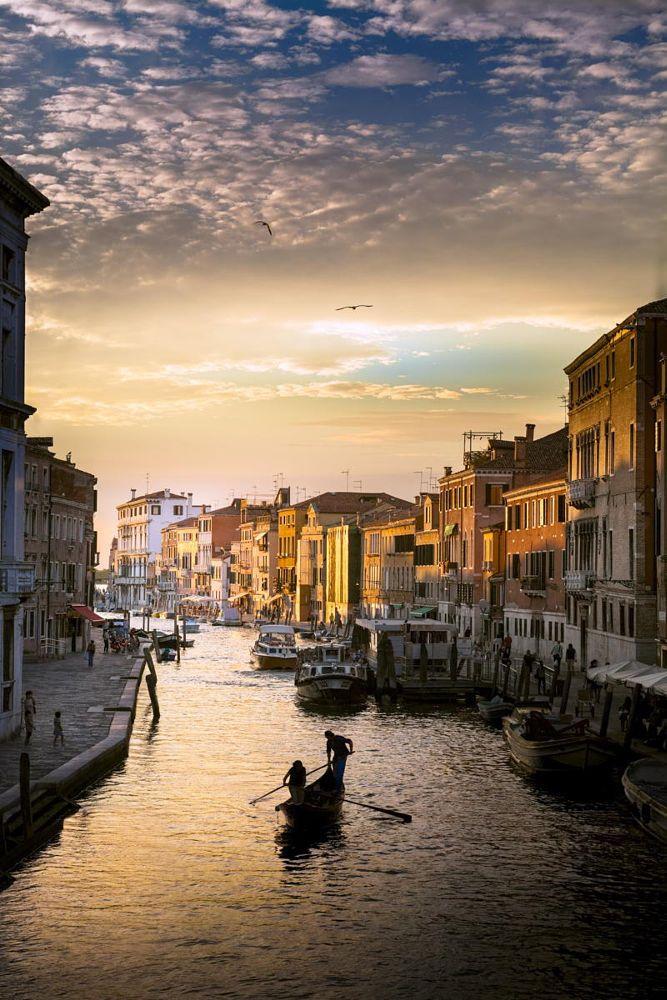Venice, Italy - Cannaregio by Victor G