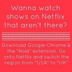 A Netflix Secret