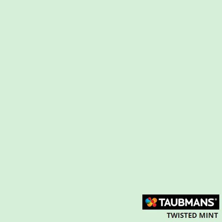 #Taubmanscolour #twistedmint