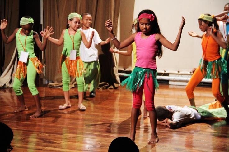 Danza de Pueblo Bello
