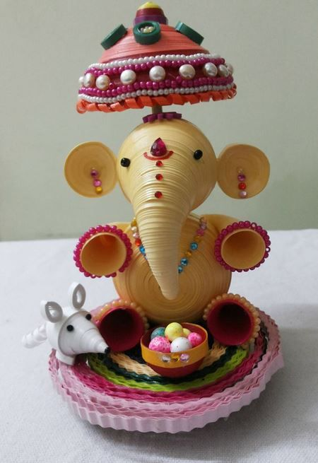Ganpati Decoration Ideas