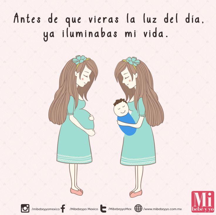 Te decimos qué es lo que toda mujer embarazada debe saber. #FrasesMIB #DatosMIB #Maternidad