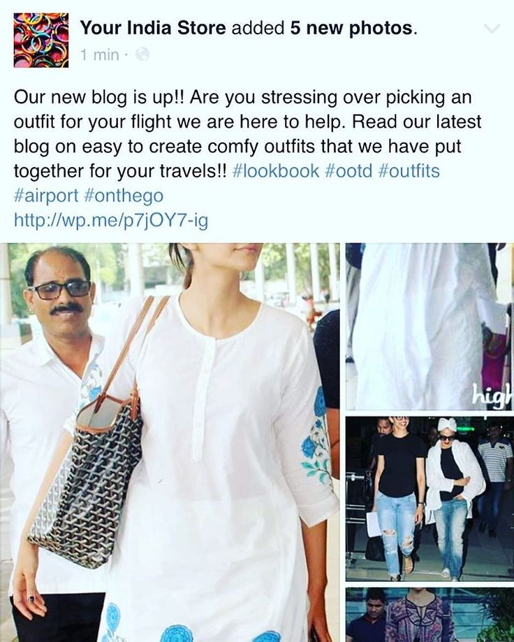 Our new blog post is up!!create easy and comfy travel #outfits that will leave you #feeling & looking #fab!!Link in bio!! #ootd #instapic #instafab #yourindiastore #blog #ptod #lookbook #springwardrobe #looks
