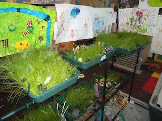 Great small world ideas for outdoors