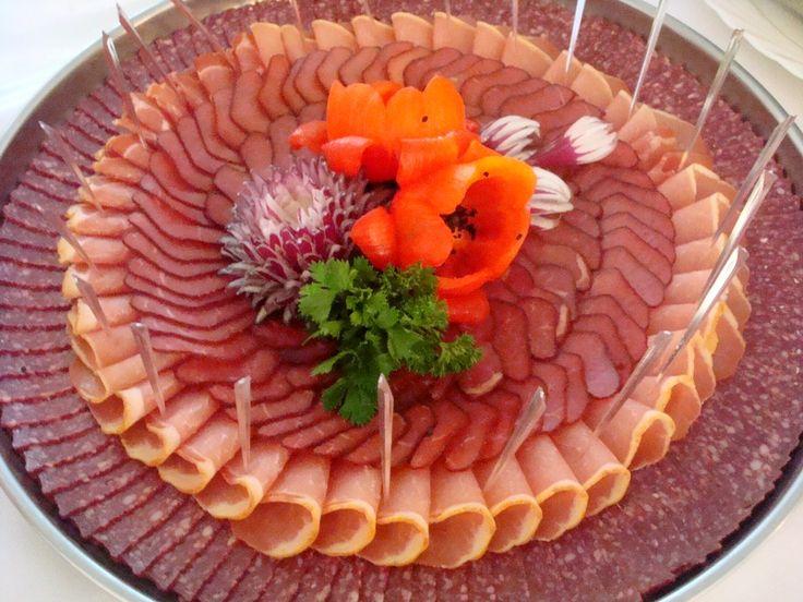 Плато мясных деликатесов Мясо Нарезка мясная Plateau meat delicacies Your idea of a meat dish