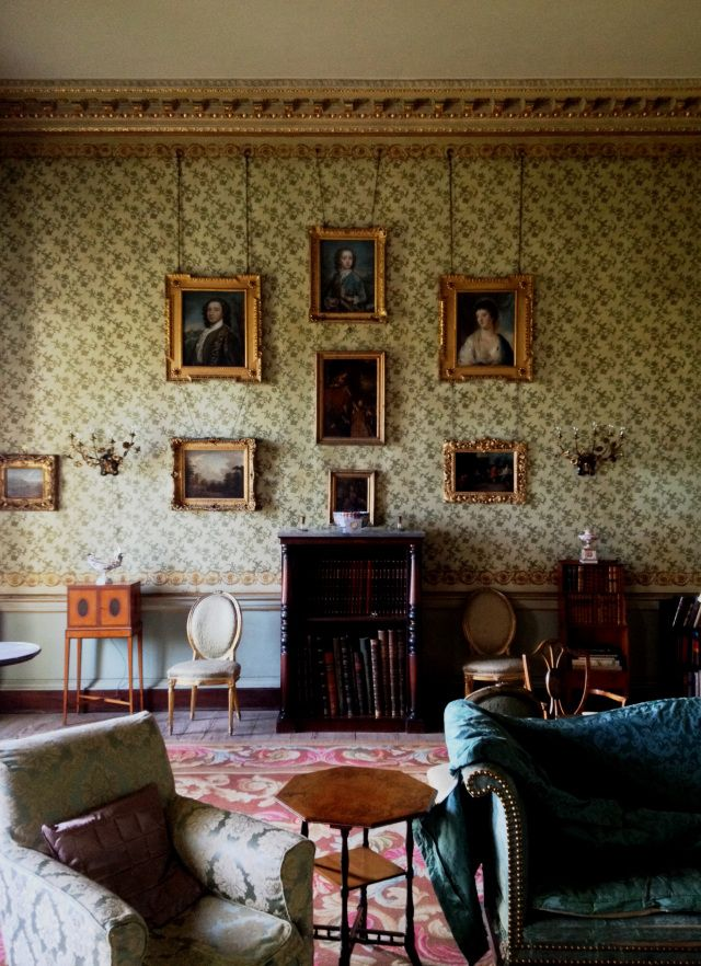68 Best Images About Irish Historical Interiors On