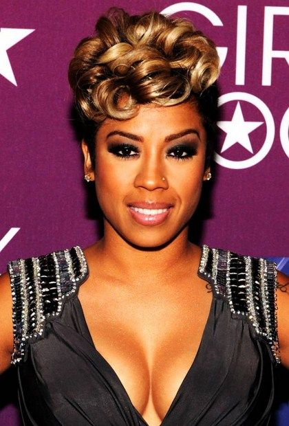 17 Best images about Keyshia Cole Hairstyle Collection on ...